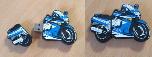 Clé USB moto